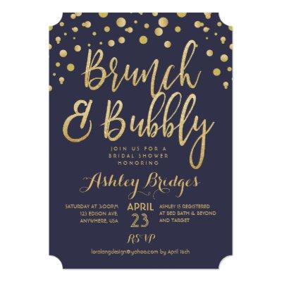 Brunch and Bubbly