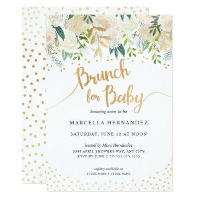 Brunch for Baby | Baby Shower