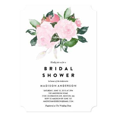 Chic Romance | Bridal Shower
