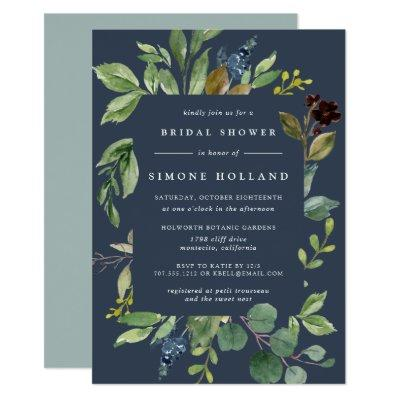 Eucalyptus Grove Bridal Shower