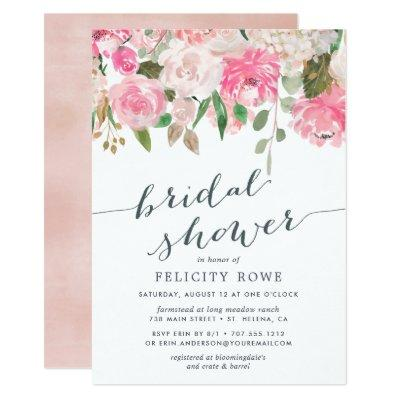Midsummer Floral | Bridal Shower