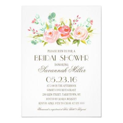 Rose Garden | Bridal Shower