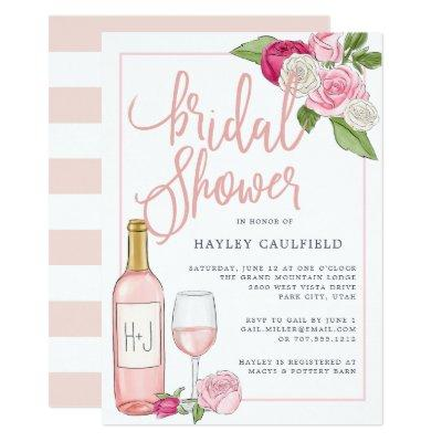 Rosé Garden | Bridal Shower