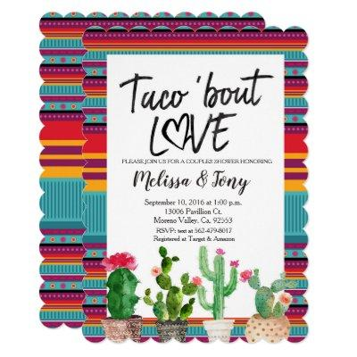 Taco Bout Love Couples Shower