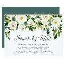 Alabaster Floral Bridal or Baby Shower By Mail