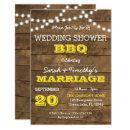 Barnwood Lights Gold Wedding Party Sm