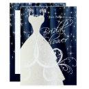 Beautiful Blue Bridal Shower with Sparkling Stars