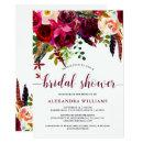 Boho Floral | Bridal Shower