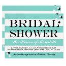 Bride Co Little Black Dress Teal Blue Shower Party