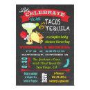 Chalkboard Tacos and Tequila Couples Baby Shower