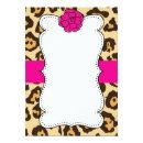 Cheetah Wild Cat Animal Print Pink