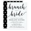 Chic Script Brunch Bridal Shower