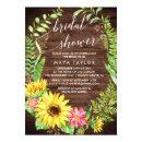 Country Sunflower Wreath Bridal Shower