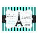 Eiffel Tower Bridal Shower  │ Tiffany