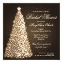 Elegant Christmas Bridal Shower Gold