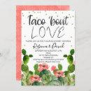 Flowering cactus taco bout love couples