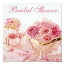 Glamour Jewels, Pink Flowers & Boxes Bridal Shower