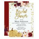 Gold pumpkin bridal shower