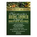 Green Hunting Camo Bridal Shower
