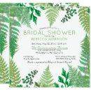 Greenery | Wild Ferns Bridal Shower
