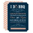 I Do BBQ - Poster Style Couples Wedding Shower