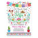 Mexican Fiesta Baby Shower Cactus