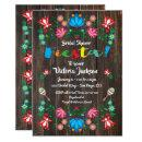 Mexican Fiesta Bridal Shower Flower Folkart