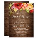 Rustic Country Barn Wood Floral Fall