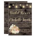 Rustic Fall Autumn Floral Bridal Shower