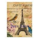 Scripts Hydrangea French Bird Paris Eiffel Tower