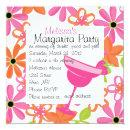 Strawberry Margarita Party