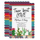 Taco Bout Love Couples Shower Invitation