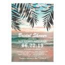 Tropical Beach Bridal Shower | String of Lights