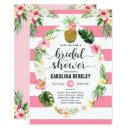 Tropical Watercolor Floral Bridal Shower