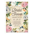 Vintage Florals | Bridal Shower