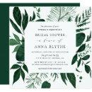 Wild Forest Bridal Shower  | Square