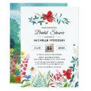Wild Meadow | Summer Forest Bridal Shower Invites